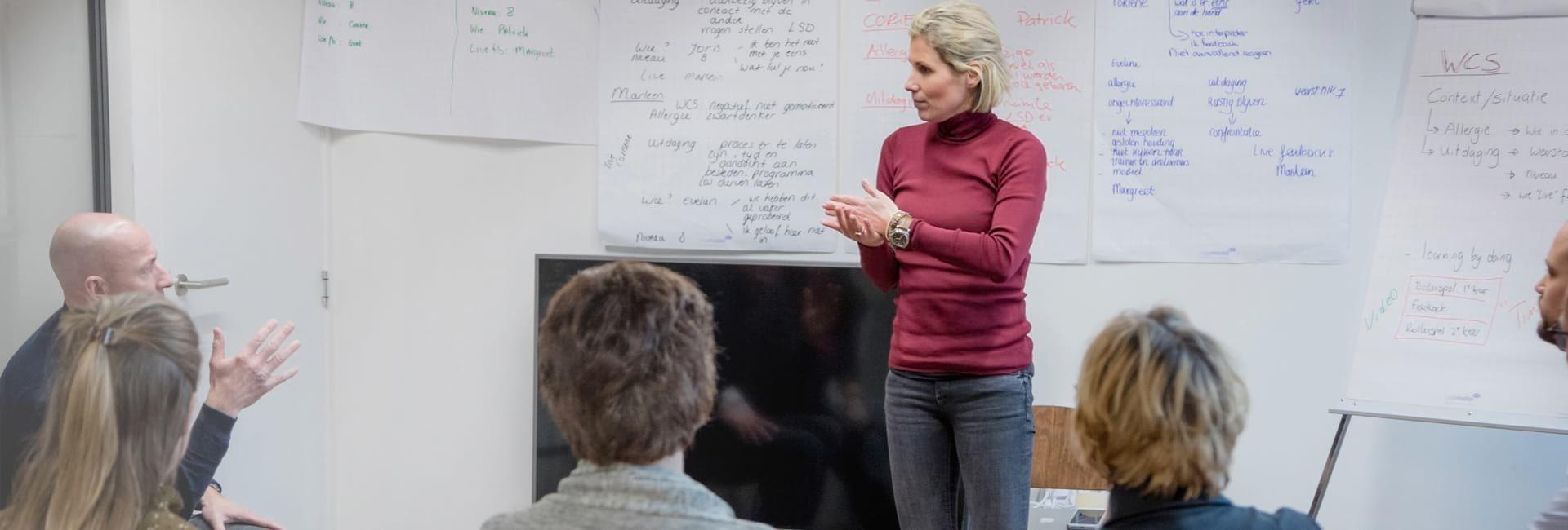 Coachingsopleiding -<br>  Post HBO  professioneel opleiding tot Coach