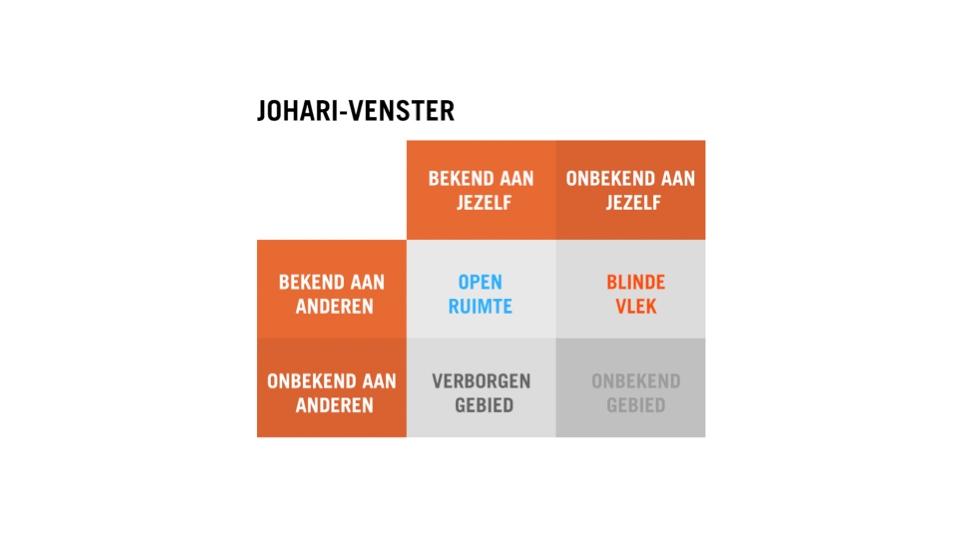 Johari venster: een blik op feedback